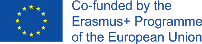 Co-founded by the Erasmus+ Programme of the European Union